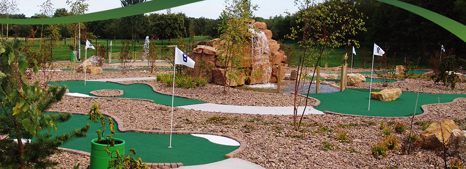 Mini Golf Course Design Ideas